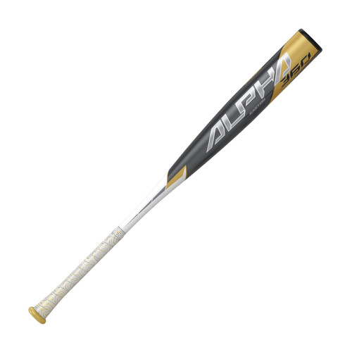 2020 Easton Alpha 360 Power Balanced Alloy BBCOR Baseball Bat, -3 Drop, 2-5/8 in Barrel, BB20AL