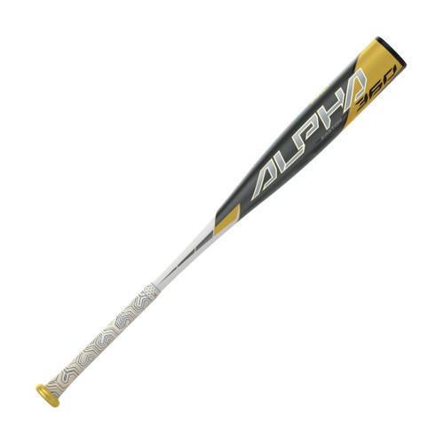 2020 Easton Alpha 360 Alloy Youth 2018+ Baseball Bat, -8 Drop, 2-5/8 in Barrel, YBB20AL8