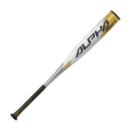 2020 Easton Alpha 360 Alloy USSSA Senior League Baseball Bat, -10 Drop, 2-5/8 in Barrel, SL20AL108