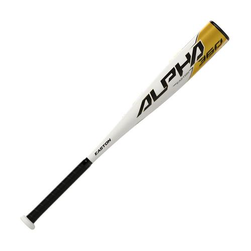 2020 Easton Alpha 360 Alloy USSSA Senior League Baseball Bat, -10 Drop, 2-3/4 in Barrel, SL20AL10