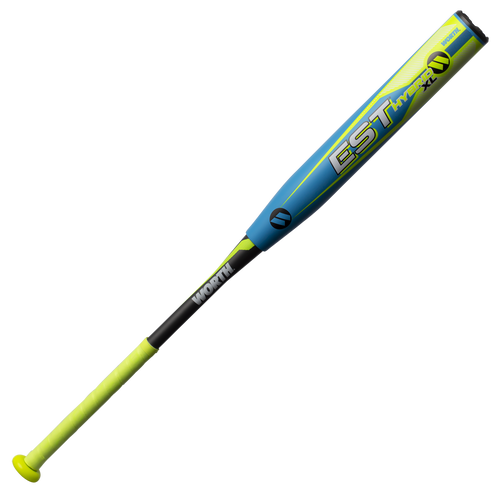 2019 Worth EST Hybrid XL USSSA Slow Pitch Softball Bat, 12.5 in Barrel, WHY12U