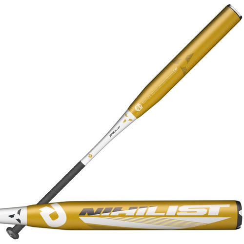 2021 DeMarini Nihilist OG ASA Slow Pitch Softball Bat, 13.0 in Barrel, WTDXNIH-21