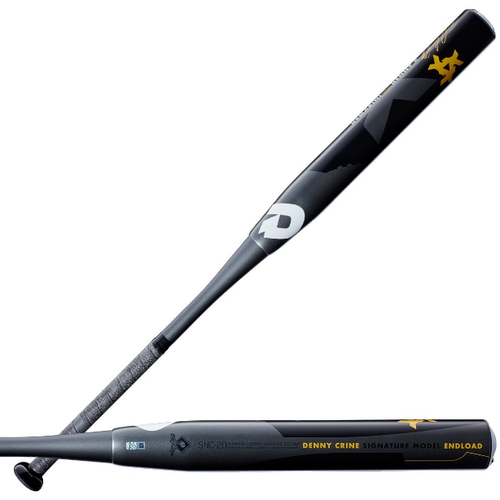 2020 DeMarini Denny Crine Signature SSUSA Senior Slow Pitch Softball Bat, 13.0 in Barrel, WTDXSNC-20