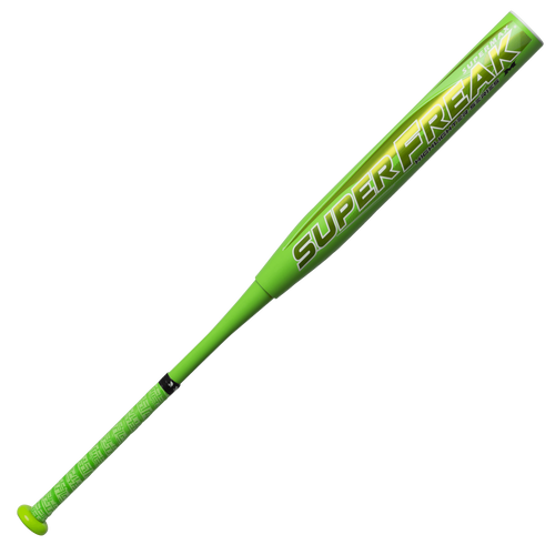 2020 Miken Super Freak Highlighter USSSA Slow Pitch Softball Bat, 14.0 in Barrel, MHS14U
