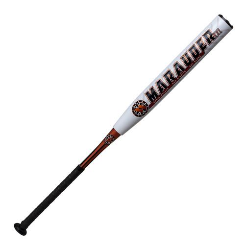 2020 Worth Marauder Pro Edition XXL SSUSA Senior Slow Pitch Softball Bat, 13.5 in Barrel, WMARSS