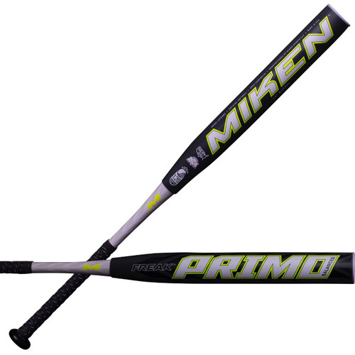 2020 Miken Freak Primo Balanced USSSA Slow Pitch Softball Bat, 14.0 in Barrel, MPMOBU
