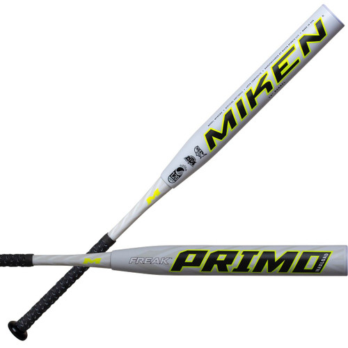 2020 Miken Freak Primo Maxload USSSA Slow Pitch Softball Bat, 14.0 in Barrel, MPMOMU