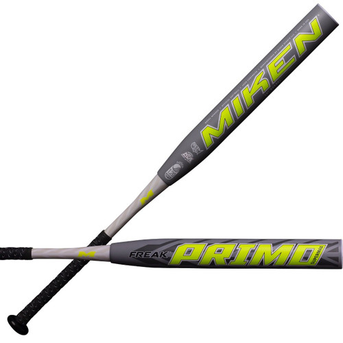 2020 Miken Freak Primo Supermax USSSA Slow Pitch Softball Bat, 14.0 in Barrel, MPMOSU