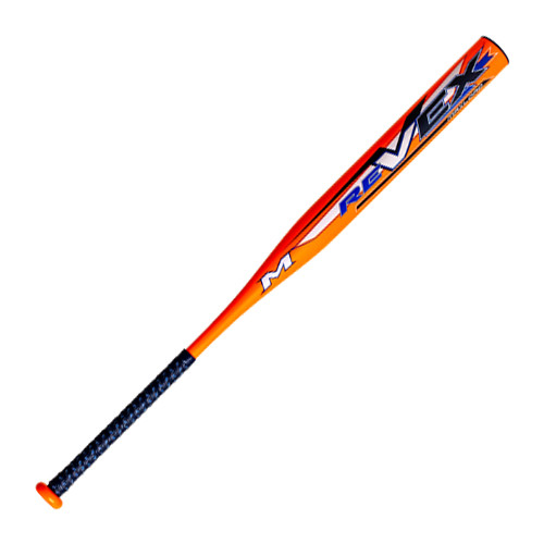 2020 Miken Rev-Ex Maxload Dual-Stamp USSSA ASA Slow Pitch Softball Bat, 14.0 in Barrel, MREV20