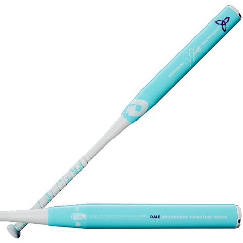 2021 DeMarini Dale Brungardt Signature USSSA Slowpitch Softball Bat, 13.0 in Barrel, WTDXNAB-21