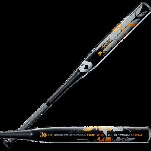 2021 DeMarini Senior Nautalai Endload SSUSA Senior Slow Pitch Softball Bat, 13.0 in Barrel, WTDXSNC-21