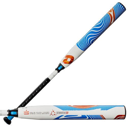 2021 DeMarini CF Composite Fastpitch Softball Bat, -11 Drop, WTDXCFS-21