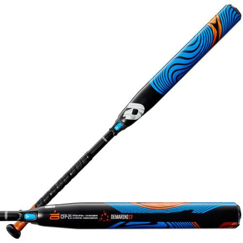 2021 DeMarini CF Composite Fastpitch Softball Bat, -10 Drop, WTDXCFP-21