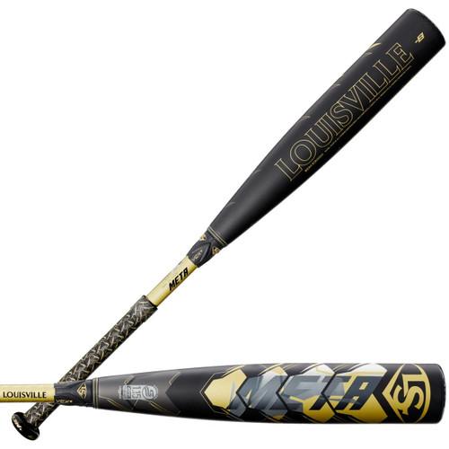 2021 Louisville Slugger Meta USSSA Senior League Baseball Bat, -8 Drop, 2-3/4 in Barrel, WBL2468010