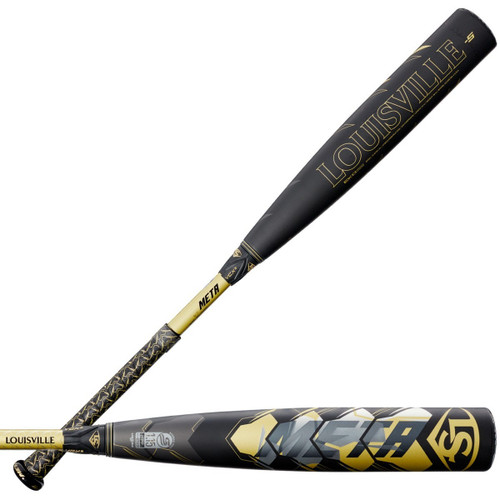 2021 Louisville Slugger Meta USSSA Senior League Baseball Bat, -5 Drop, 2-5/8 in Barrel, WBL2469010