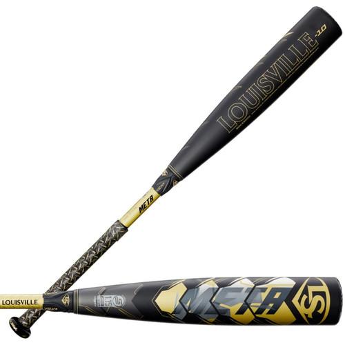 2021 Louisville Slugger Meta USSSA Senior League Baseball Bat, -10 Drop, 2-3/4 in Barrel, WBL2467010