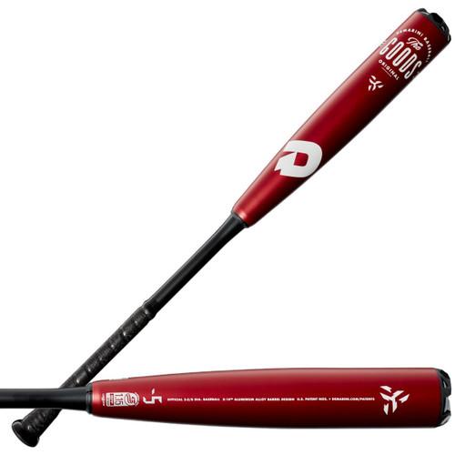 2021 DeMarini The Goods USSSA Senior League Baseball Bat, -5 Drop, 2-5/8 in Barrel, WTDXGB5-21