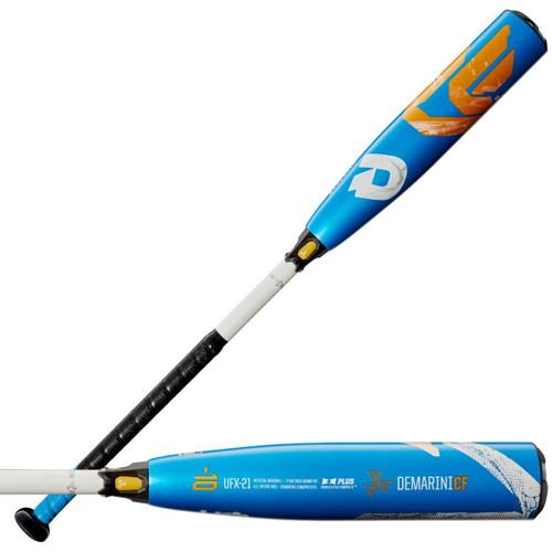 2021 DeMarini CF Zen Composite Youth 2018+ Baseball Bat, -10 Drop, 2-5/8 in Barrel, WTDXUFX-21