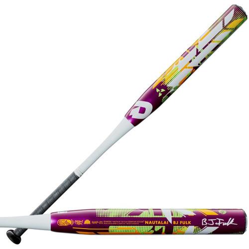 2021 DeMarini BJ Fulk Signature Nautalai USSSA Slowpitch Softball Bat, 13.0 in Barrel, WTDXNAP-21