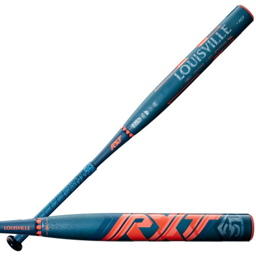 2021 Louisville Slugger RXT Composite Fastpitch Softball Bat, -10 Drop, WBL2448010