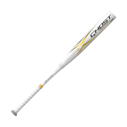 2021 Easton Ghost Advanced GOLD Fastpitch Softball Bat, -10 Drop, FP21GHADGLD10
