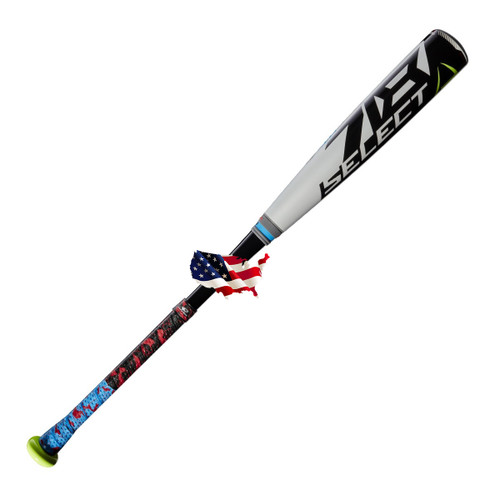 2018 Louisville Slugger Select 718 Alloy Youth 2018+ Baseball Bat, -10 Drop, 2-5/8 in Barrel, WTLUBS718B10