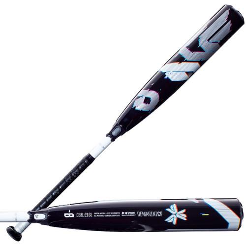 2021 DeMarini CF Glitch Limited Edition USSSA Senior League Baseball Bat, -8 Drop, 2-3/4 in Barrel, WTDXC8Z-GL