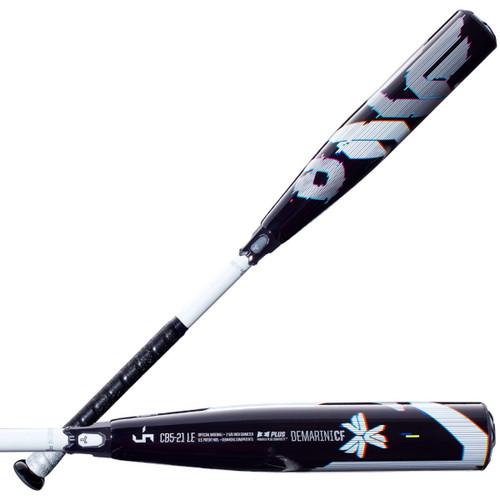 2021 DeMarini CF Glitch Limited Edition USSSA Senior League Baseball Bat, -5 Drop, 2-5/8 in Barrel, WTDXCB5-GL