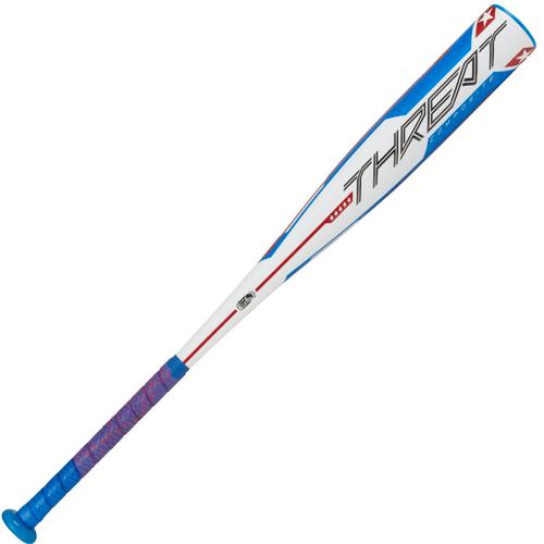 2021 Rawlings Threat Composite USSSA Senior League Baseball Bat, -12 Drop, 2-3/4 in Barrel, UT1T12