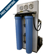 Reverse Osmosis Compact II Light Commercial System, 800-1,000 GPD (COM-II-800S)