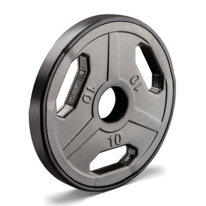 10 lbs. Classic Olympic Plate to add weight to your Heavy Duty Workout