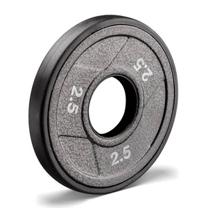2.5 lbs. Olympic Plate to add weight to your Heavy Duty Workout