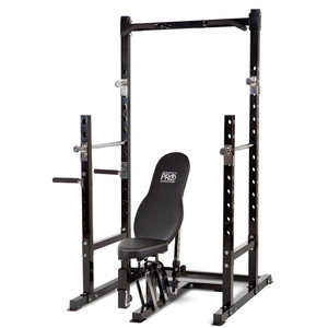 The Marcy Power Rack PM-3800 is essential to build the best home gym