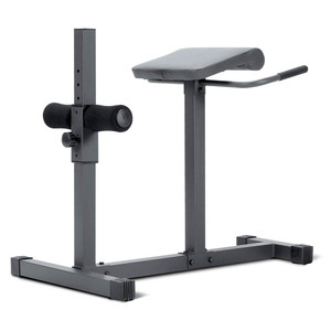 The Roman Chair Hyper Extension Bench Marcy JD-3.1 is a convenient bench for shredding fat and revealing your abs