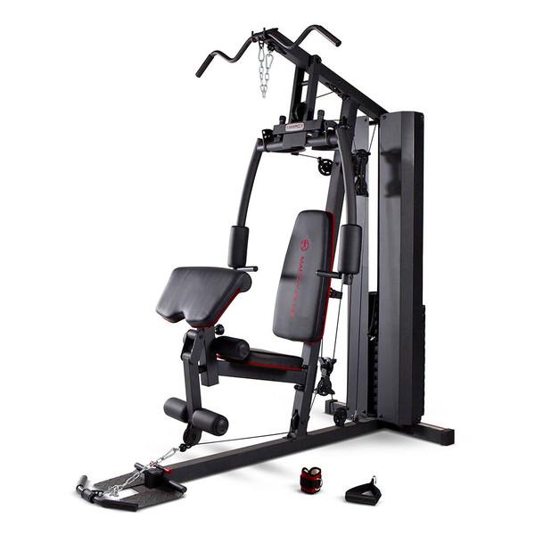 The Marcy Club 200 Lb Home Gym MKM-81010