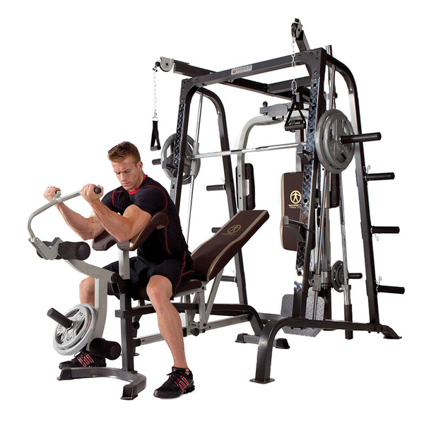 Best Home Gym by Marcy - MD-9010G - Preacher Curl