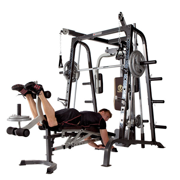 Best Home Gym by Marcy - MD-9010G - Leg Curl