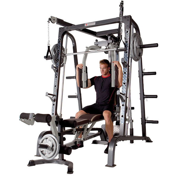Best Home Gym by Marcy - MD-9010G - Double Arm Press