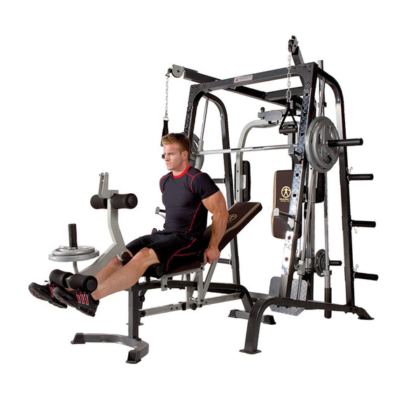 Best Home Gym by Marcy - MD-9010G - Leg Extensions