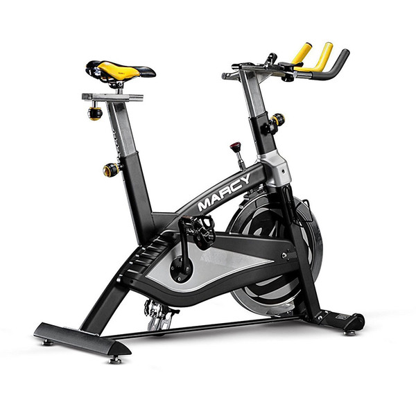 The Marcy Revolution Cycle JX-7038 is a convenient low-impact method of getting an intense cardio workout