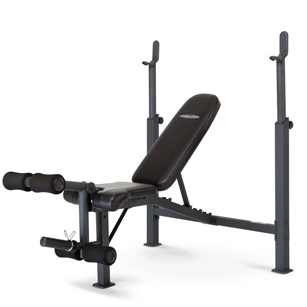 The Olympic Bench Competitor CB-729 is essential for creating the best home gym