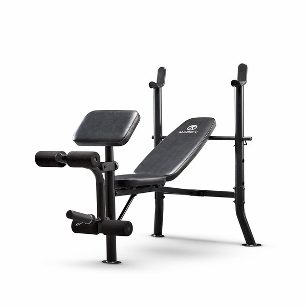 The Marcy Standard Bench MWB-382 is essential for creating the best home gym