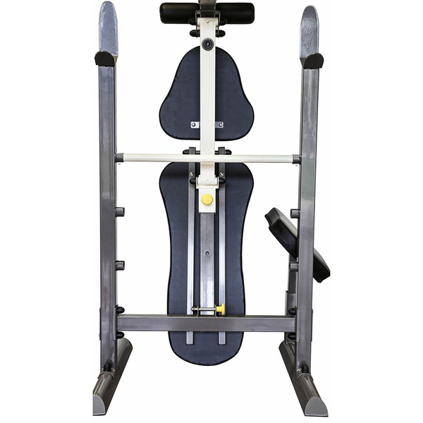 The Folding Standard Weight Bench Marcy MWB-20100 folds to save space in your home gym