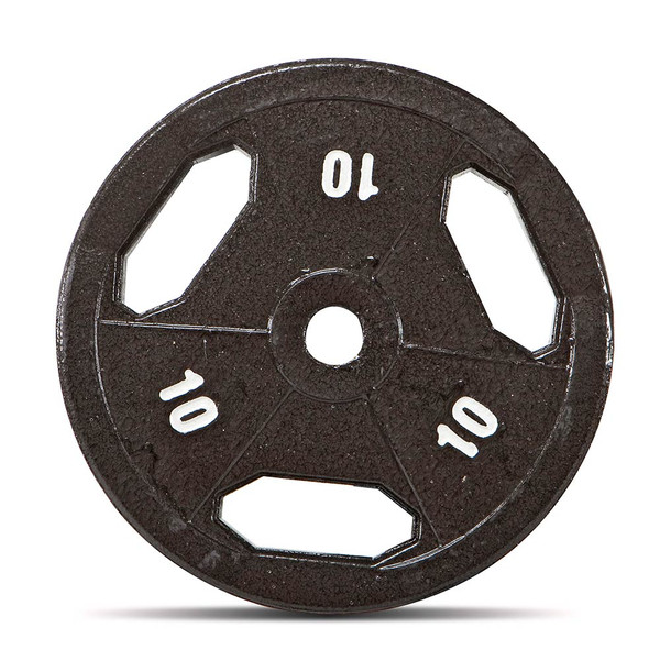 10 lbs. ECO STD Grip Plate to add weight to your BodyBuilding Workout