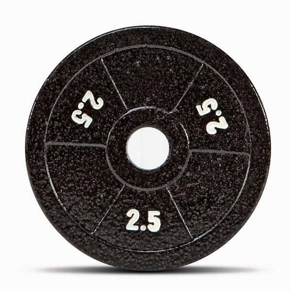 2.5 lbs. ECO STD Grip Plate to add weight to your BodyBuilding Workout