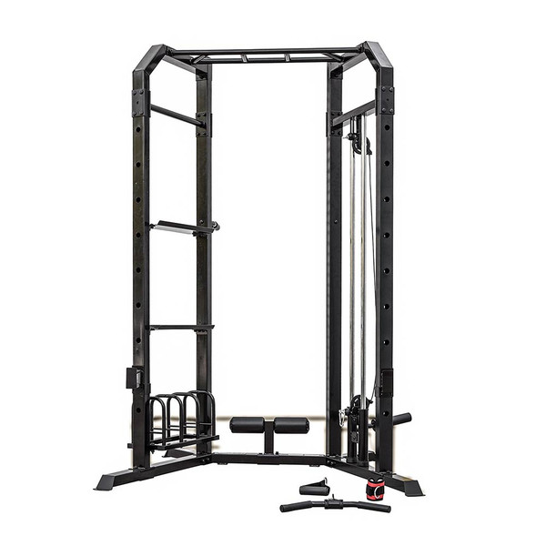 The Marcy Cage System SM-3551 is essential for any home gym