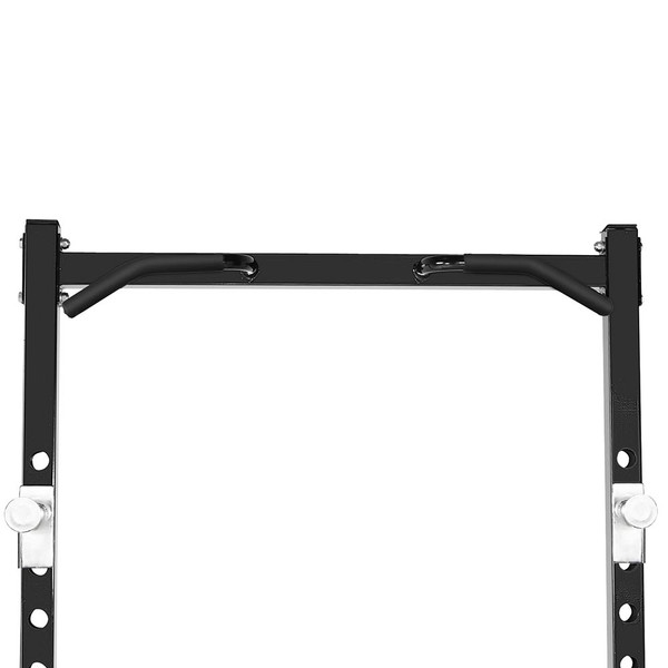 Do pull ups on the Marcy Power Rack PM-3800