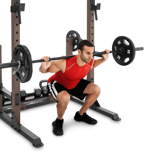 The Full Rack Utility Trainer SteelBody STB-98010 squats