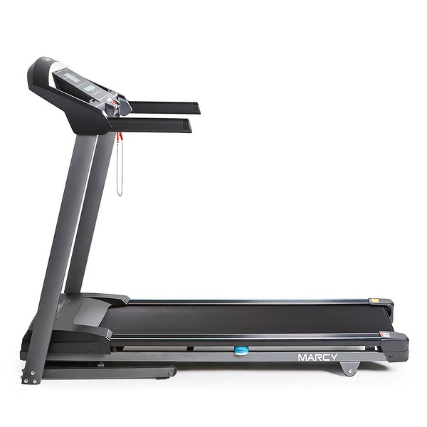 The Marcy Motorized Folding Treadmill JX-650W is perfect for beginner and advanced runners