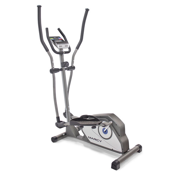 The Marcy NS-40501E Elliptical Trainer has a beautiful sleek design that looks perfect in any home